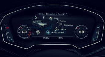 Novo Audi A3 2016 terá Painel Totalmente Digital