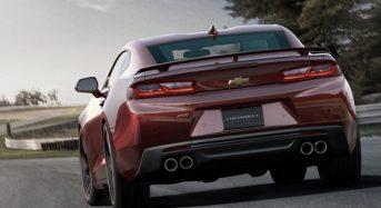 Novo Chevrolet Camaro 2016 – Principais Novidades do Carro