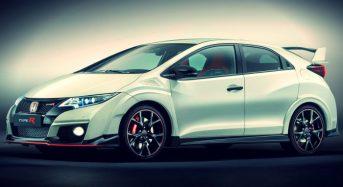 Novo Honda Civic Type R 2015 – Novidades e Lançamento