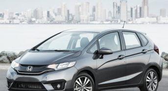 Novo Honda Fit começa a ser vendido na Europa