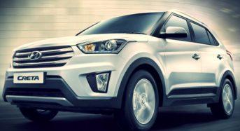 Novo Hyundai Creta já é vendido na Índia