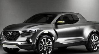 Novo Hyundai Santa Cruz – Produção em Novembro
