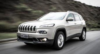 Novo Jeep Cherokee poderá ser lançado em 2016