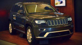 Novo Jeep Grand Cherokee Montreux Jazz Festival 2015