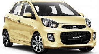Novo Kia Picanto 2016 – Preço e Novidades