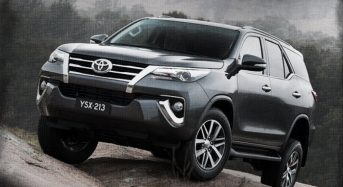Novo Toyota SW4 é apresentado na Austrália e Tailândia