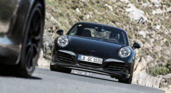 Novo Porsche 911 aparece em Teaser da Marca