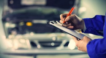 Revisão do Carro – Volante, Freio de Mão, Pneus e Palhetas