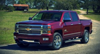 Nova Chevrolet Silverado 2016 é lançada nos Estados Unidos