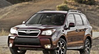 Novo Subaru Impreza Sedan, XV e Forester 2016 – Preços