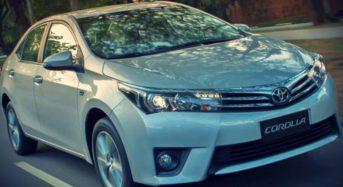 Novo Toyota Corolla e Camry – Preço das Edições Especiais