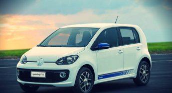 Novo Volkswagen Up Speed com Motor TSI