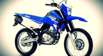 Nova Yamaha Lander 250 com Motor Flex