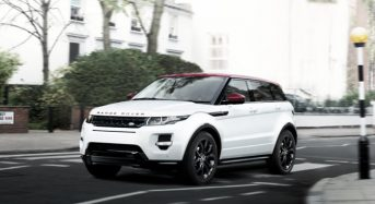 Range Rover Evoque London Edition – Vendas no Brasil