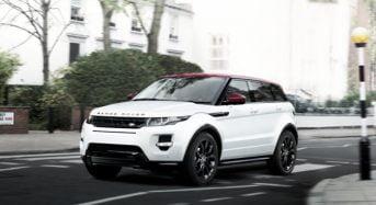 Range Rover Evoque London Edition – Vendas no Brasil