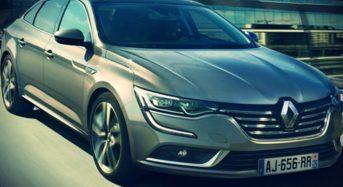 Novo Renault Talisman – Lançamento e Novo Teaser do Carro
