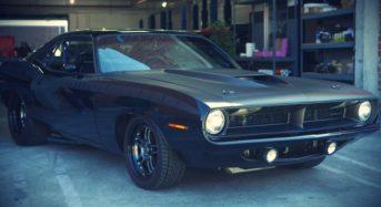 Dodge produzirá Nova Geração do Barracuda
