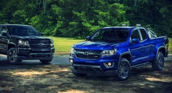 Chevrolet Colorado ganha Séries Especiais nos EUA