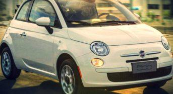 Novo Fiat 500 2015 sofre Aumento no Preço