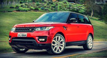 Nova Range Rover Sport – Lançamento no Brasil