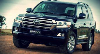 Lançamento do Novo Toyota Land Cruiser 2016