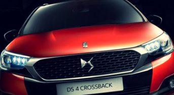Novo Citroen DS4 Crossback – Salão de Frankfurt 2015