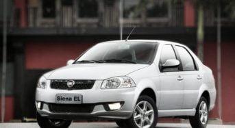 Novo Fiat Siena EL 2016 – Lançamento e Novidades