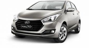 Novo Hyundai HB20 2016 – Principais Mudanças
