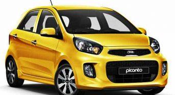 Kia Picanto volta a ter opção com Câmbio Manual