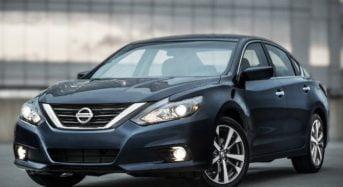 Novo Nissan Altima 2016 – Lançamento e Novidades