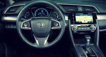 Novo Honda Civic deve chegar ao Brasil em 2016