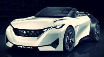 Peugeot Fractal – Apresentação do Novo Carro Conceito