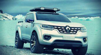 Renault Alaskan – Apresentação da Nova Picape