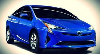 Novo Toyota Prius 2016 – Lançamento e Novidades