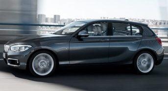Novo BMW 120i – Fabricação e Venda no Brasil