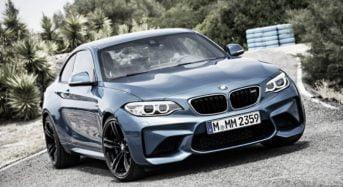Novo BMW M2 2016 ganha Visual Esportivo e Motor de 370 cv