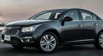 Novo Chevrolet Cruze 2016 – Lançamento e Novidades