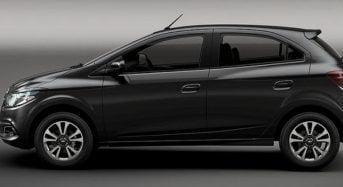 Novo Chevrolet Onix Effect 2015