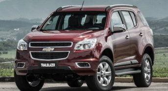 Chevrolet Trailblazer 2016 ganha Novas Opções de Cor
