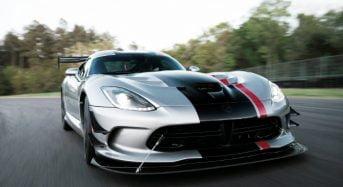 Fim do Dodge Viper – Modelo pode Sair de Linha em 2017