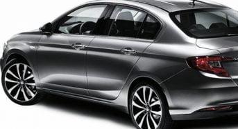 Novo Fiat Egea pode ser produzido no Brasil