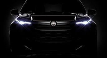 Fiat Toro – Nova Picape chega em 2016