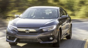 Honda Civic 2016 ganhará Novo Motor 1.5 Turbo no Brasil