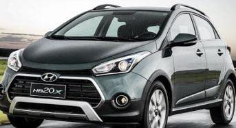 Novo Hyundai HB20X 2016 – Novidades e Preço no Brasil