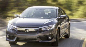 Novo Honda Civic 2016 – Detalhes e Preço nos EUA
