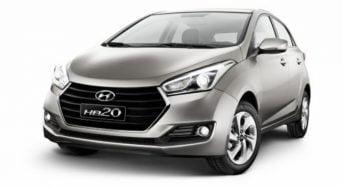 Novo Hyundai HB20 2016 – Início das Vendas
