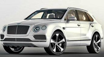Bentley Bentayga First Edition – Início das Vendas