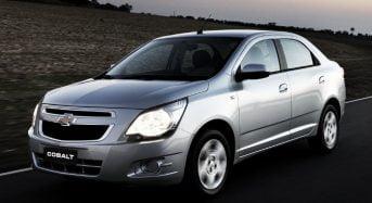 Recall do Chevrolet Cobalt e Prisma – Problema no Cinto de Segurança