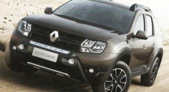 Renault Duster Dakar – SUV ganha Nova Versão Especial