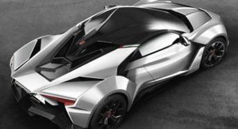 W Motors apresenta Fenyr Supersport no Salão de Dubai 2015